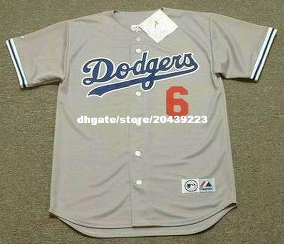 High End Cheap Custom STEVE GARVEY Los Angeles Vintage Embroidery 1981  Majestic Away Baseball Jersey Retro Mens Jerseys Retro Baseball Jersey  Cheap Baseball ... 64cfdb8ee40