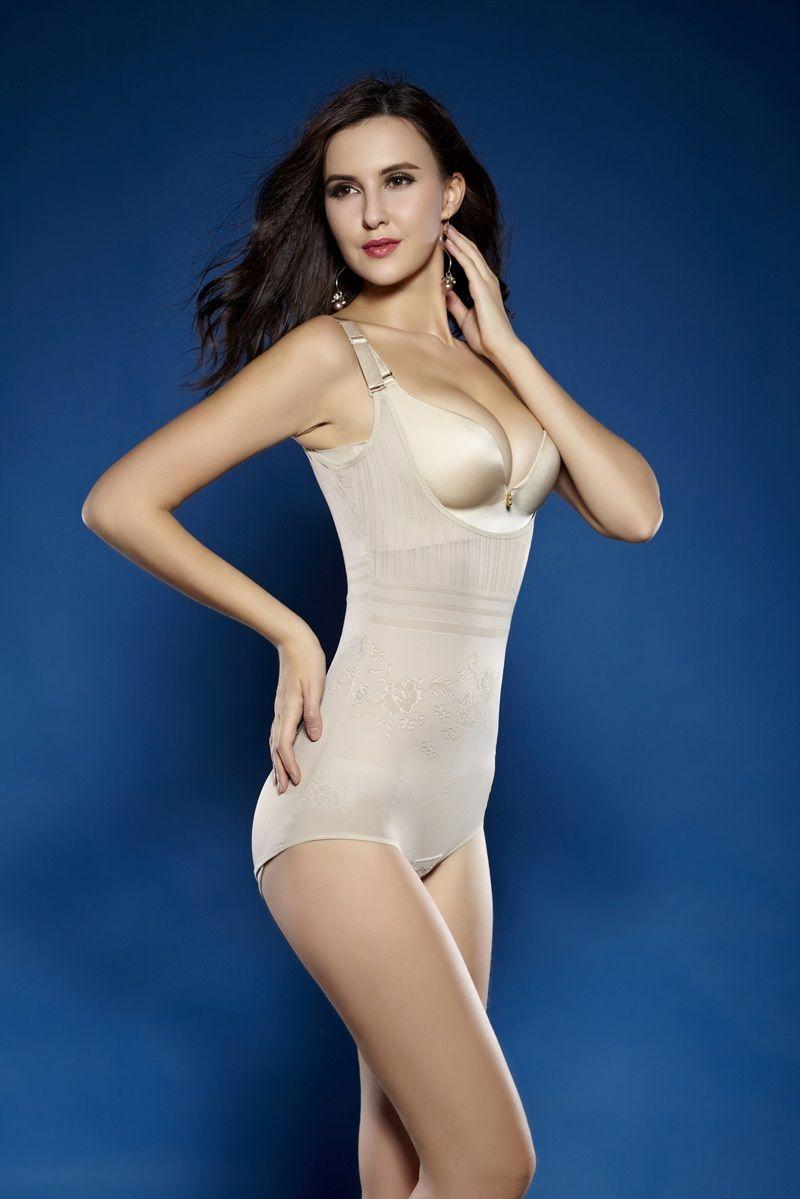 Women's Tummy Control Underbust Slimming Underwear Shapewear Body Shaper Control Waist Cincher Firm Bodysuits