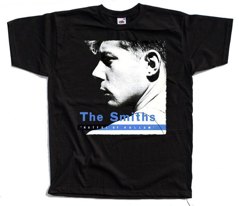 f88f433c The Smiths Hatful Of Hollow, Album Cover, T SHIRT BLACK S 5XL Cool Tshirt  Designs Create T Shirt From Bstdhgate, $11.01| DHgate.Com