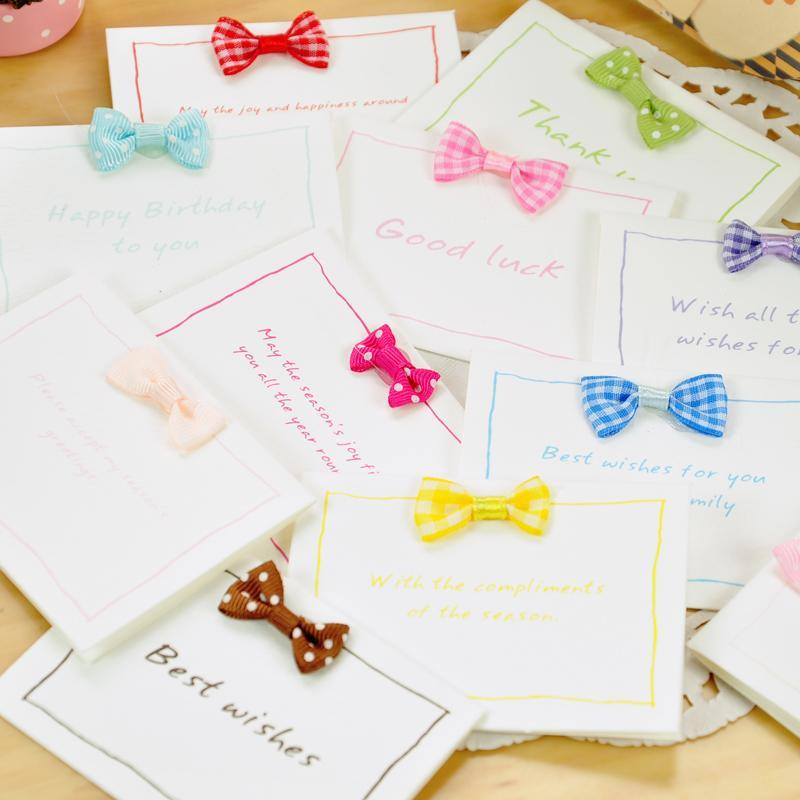 2018 2017 new postcards best selling korean stationery bowknot mini 2018 2017 new postcards best selling korean stationery bowknot mini card lovely girls festivel greeting cards postcard wz from yujinnice 3994 dhgate m4hsunfo