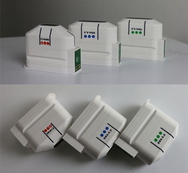 5 kartuşlar 2'si 1 arada hifu yüz germe hifu vajinal sıkma makinesi