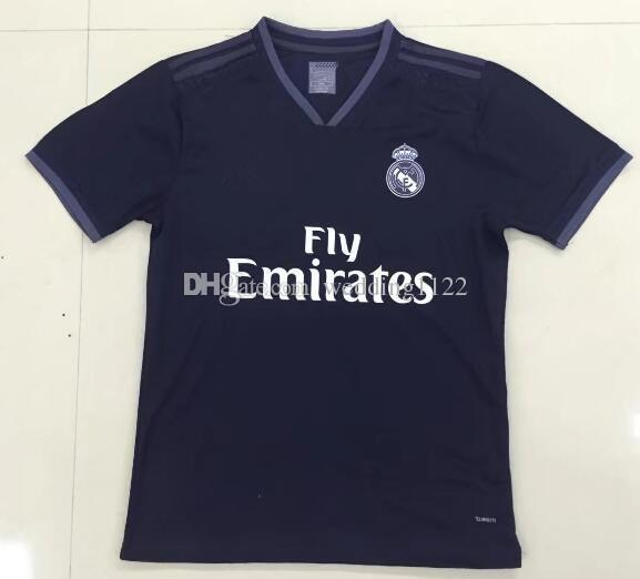 2018 Real Madrid Camisetas De Fútbol España ASENSIO CEBALLOS RONALDO 2019  Camiseta De Fútbol MODRIC Camiseta Futbol BALE ISCO Maillot 18 19 Espana  Por ... 8518ae91f7b40
