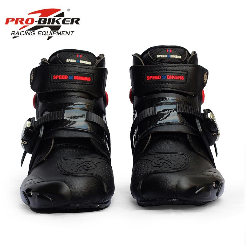 8eeef78b7c2a05 Riding Tribe Motorcycle Boots Waterproof Racing Men Motorbike Moto Motocross  Boots Microfiber Leather Motorcycle Protector Shoes Motocycle Boots Cheap  ...