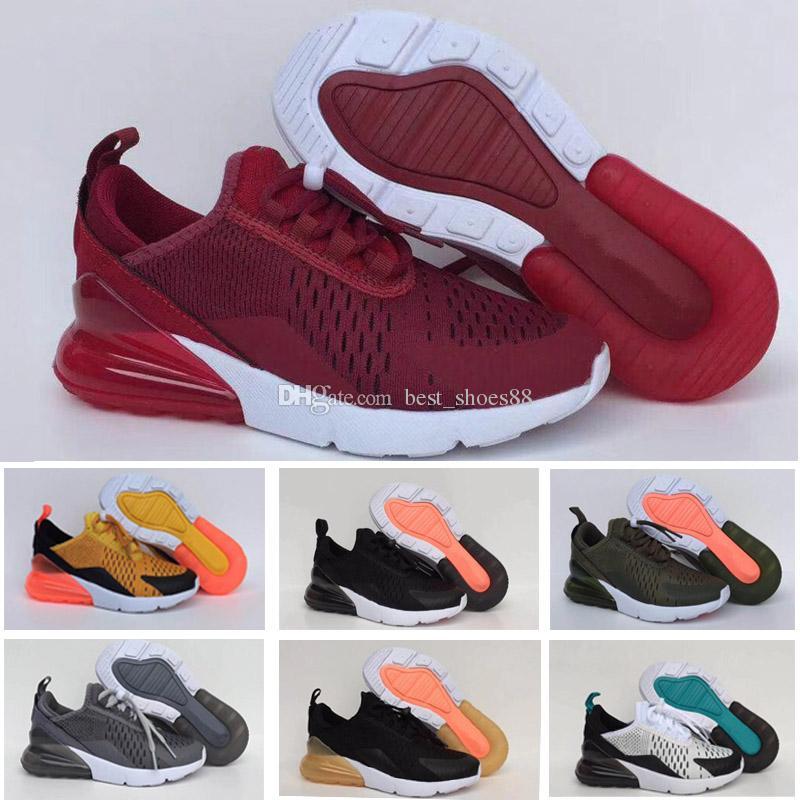 98179b101 Acquista Nike Air Max 270 27c Kids Design Flair 270 Scarpe Sneakers Da  Allenamento Bambini 270 Scarpe Da Corsa Donna Stivali Da Uomo Che Camminano  Lo Sport ...