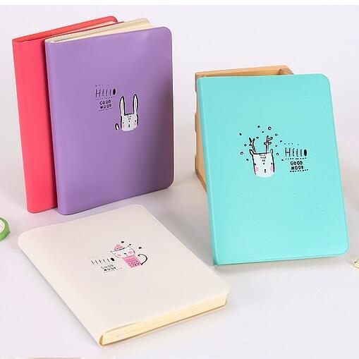 2018 good mood planner agenda scheduler any year cute diary monthly