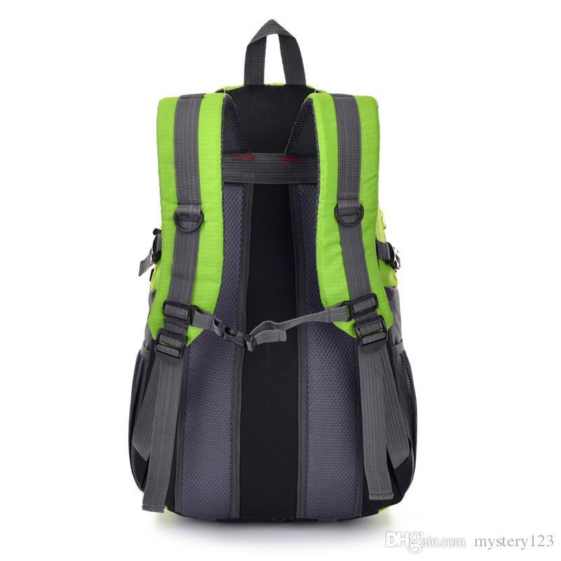 2018 neue europäische Designer Rucksäcke Mode Markenname Reisetasche Schule Rucksäcke große Kapazität Tote Schulter Markennamen Taschen