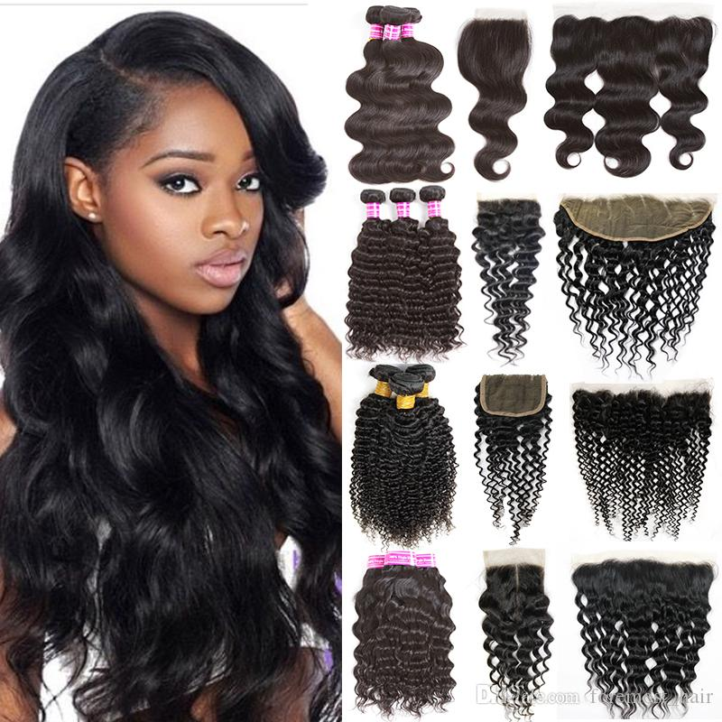 2018 Cambodian Body Wave Human Hair Weaves Bundle Deals Body Weave