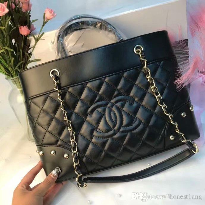 41429f74aa Fashion Women PU Leather Handbag Shoulder Bag Tote Purse Crossbody Satchel Messenger  Bags AB W Women Bag Leather Goods Branded Bags From Honest1ang