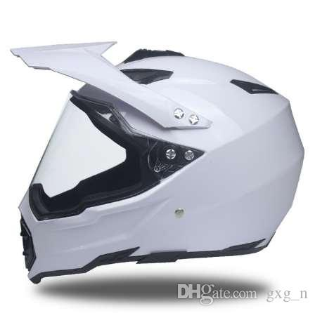 Dirt Bike Helmet With Visor >> New Dirt Bike Off Road Motorcycle Helmet Motocross Road Racing