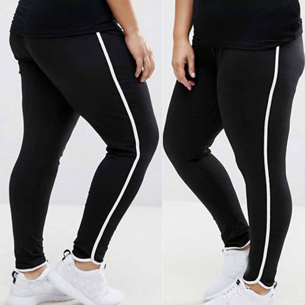 89756a3e8 2019 Large Sizes Women Yoga Pants Running Sportswear Fitness Sport Leggings  Tights Training Trousers Sports Pants Athletic Leggings From Kangshifuwat