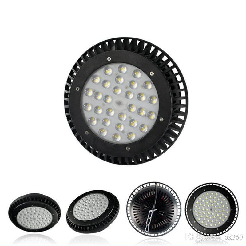 50w Ul 150w Lighting Led Light Saa High Bay Cul Warehouse 130lmw Industrial 200w Ufo Fixtures Ce Round Lamp 100w Yb6gyf7