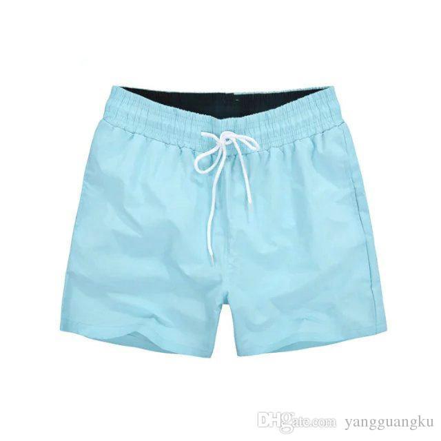 4c4e4c354 Compre Pantalones Cortos Para Caballero Lqpolos Marca Hombre Marca Shorts  Polo De Verano Beach Surf Swim Sport Swimwear Boardshorts Gimnasio Bermuda  Shorts ...
