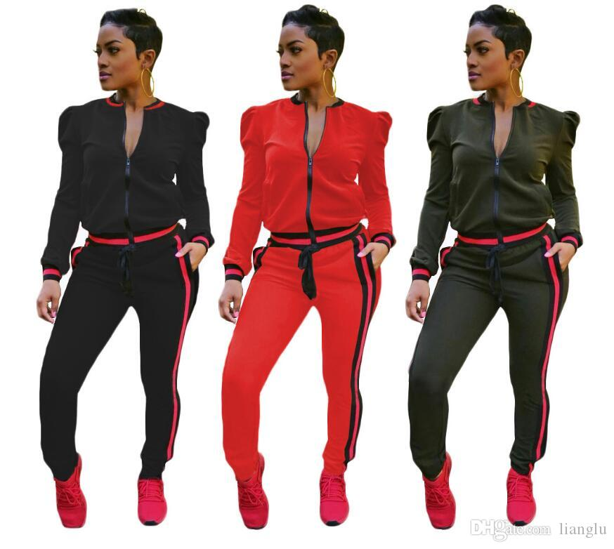7c9148a980 2019 sexy top and pants two piece set tracksuit women 2 piece outfits  twotwinstyle ladies tracksuits