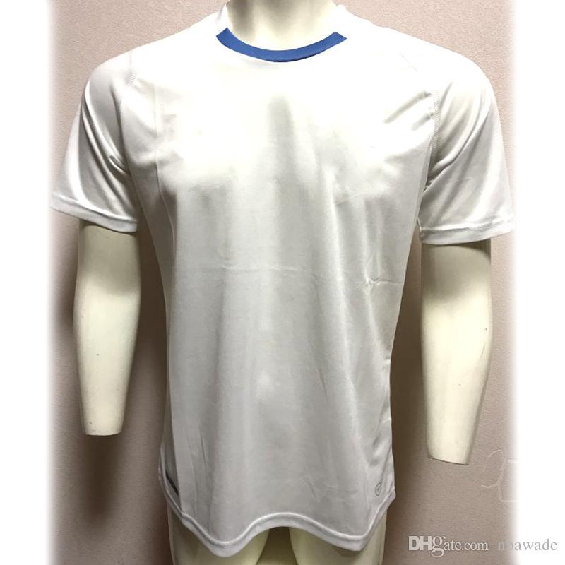 4e4dcfd4d426f Camiseta De Fútbol De Visitante Azul Blanca Lejos De Camiseta De Uruguay  Jersey 2018 Diego Godin Edinson Cavani Uruguay 2018 Luis Suárez Por  Nbawade