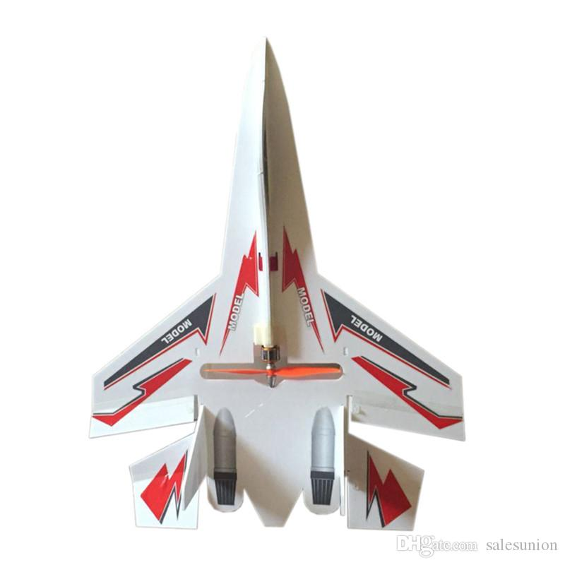 Hohe Geschwindigkeit führte rc Flugzeug su 27 Modell rc Jet 6ch Fernbedienung Flugzeug Splitter resistent Schaum Bord rc Segelflugzeug Spielzeug