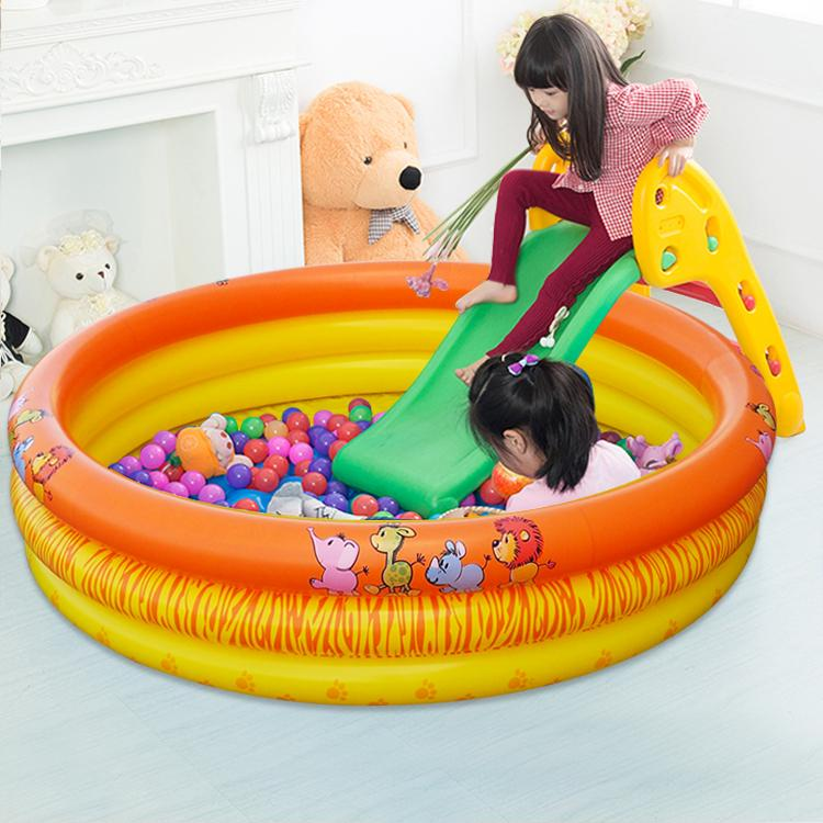 2018 Large Summer Children Swimming Pool Eco Friendly Pvc Portable Baby Inflatable Swim Bath Tub Kids Mini Playground Accessorie From Moonk
