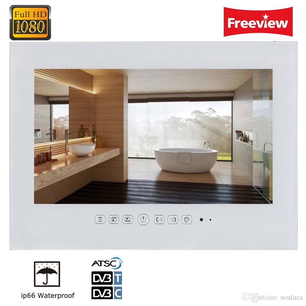 27 Inch Full HD Waterproof Bathroom Luxury Hotel LCD TV LED Water ...
