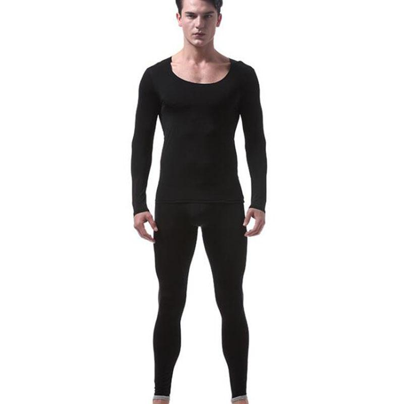 93f29270c1f3 2019 HOT SALE Thermal Underwear Mens Long Johns Sets Men Winter Clothes Men  Comfortable Warm Sex Thermo Underwear High Quality From Cupidcloth, ...