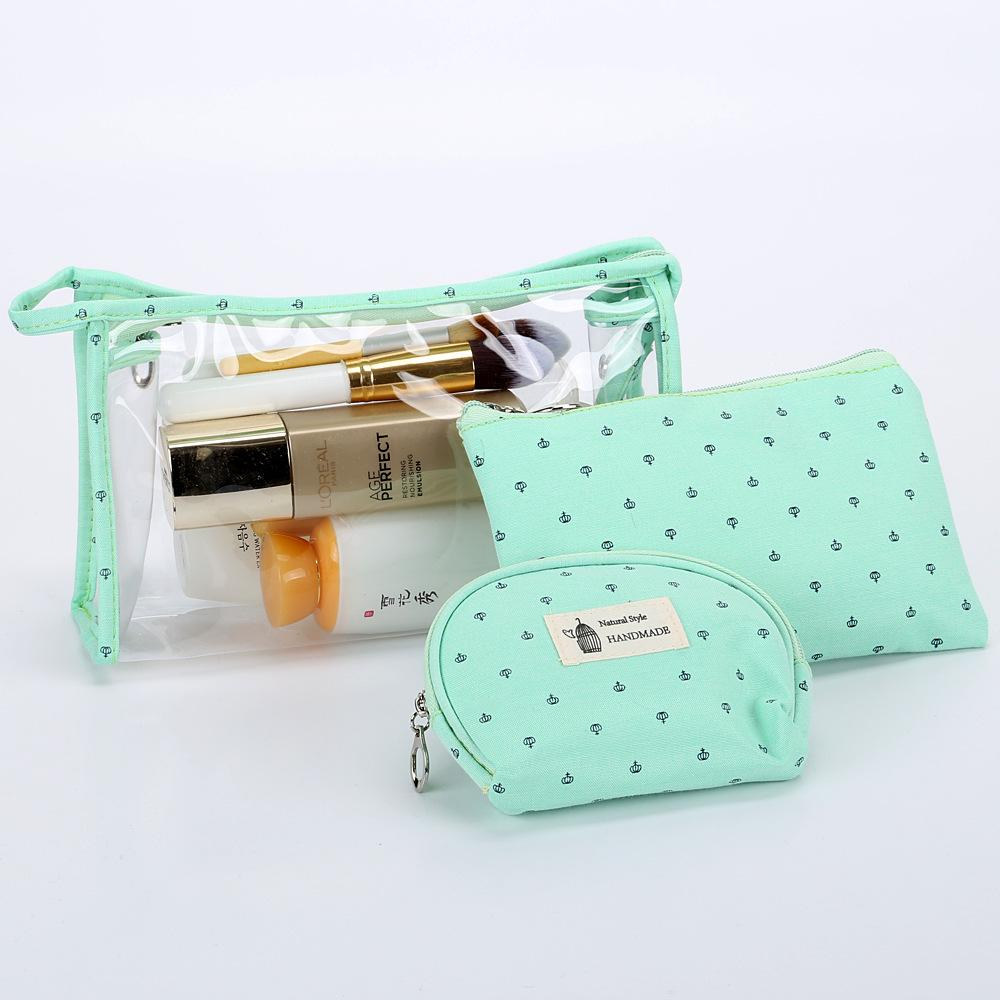 XYDYY Fashion Brand Cosmetic Bags Waterproof Neceser Portable Make ... 7580cf5a71653