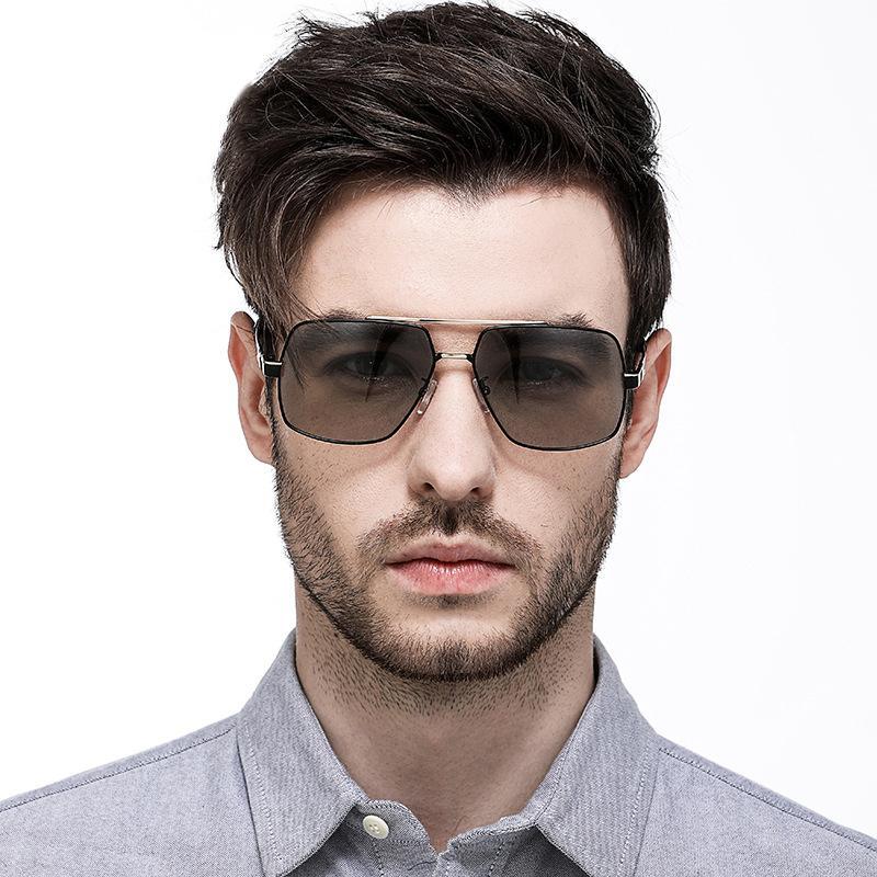gran inventario Super baratas garantía limitada Hombre Sol Gafas De Fotocromáticas Para Compre UzVLjSMqpG