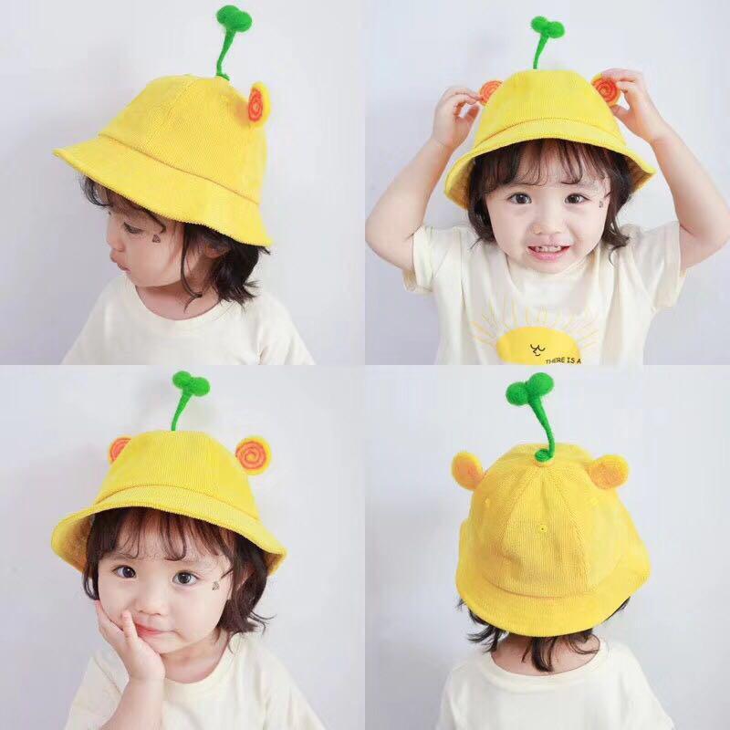 832f8c589d638 Compre Sombreros Para Niños Cordero Lindo Brotes De Frijol Orejas De Conejo  De Dibujos Animados Cuencos De Invierno Cálidos Sombreros Para Niños Y  Niñas A ...