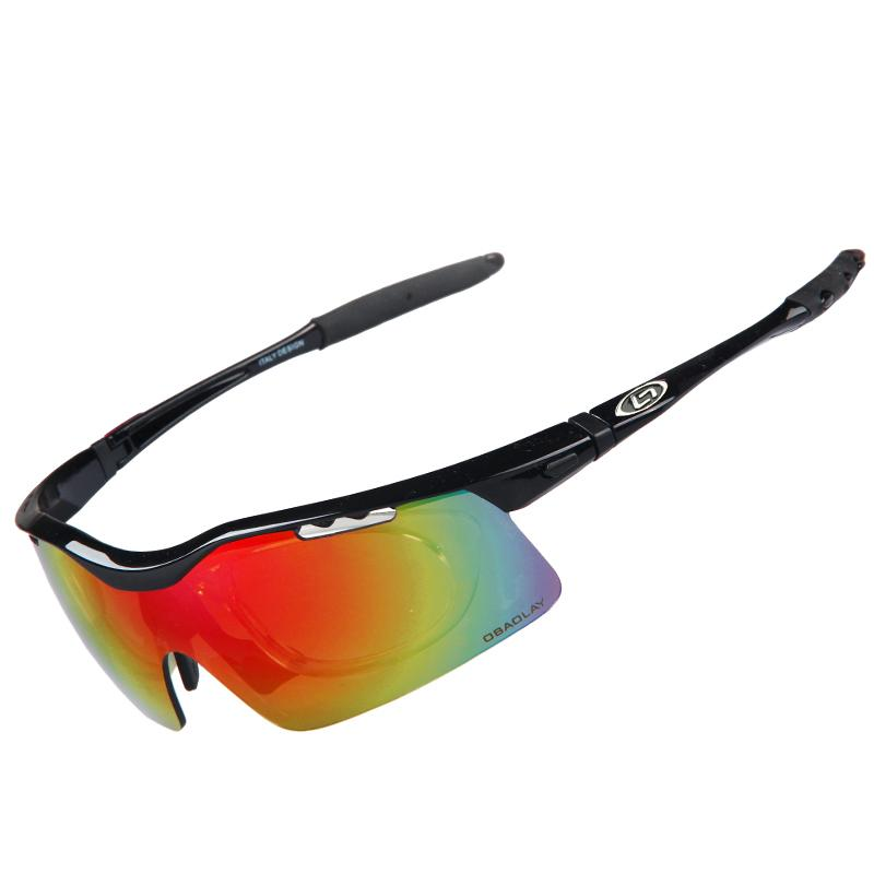 3a3f4346eb Polarized Cycling Glasses Bike Sport Sunglasses Men Women Bicycle ...