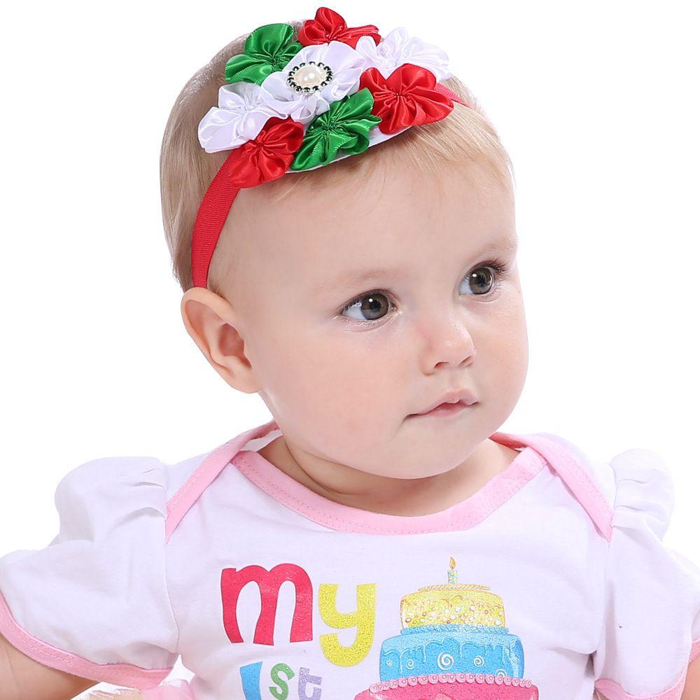 Großhandel Geben Sie Schiff Weihnachtsgeschenke Baby Mädchen Blumen ...