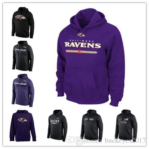 Baltimore Ravens Sideline Circuit Navy Practice Performance Black ... 015e84145