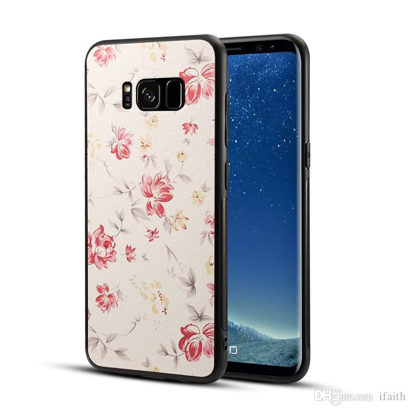 Women Fashion Case For Samsung Galaxy S8 High Quality PU TPU Materials Women  Girl Student Cover Case For Samsung Galaxy S8+ Skidproof Side Cute Phone  Cases ... 078436e1fd