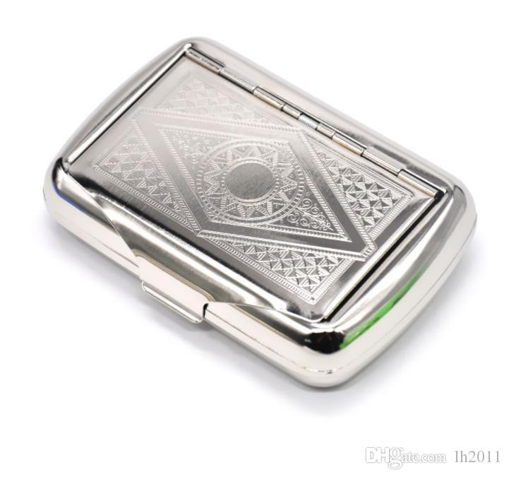 Metal sigara kutusu, sigara içimi