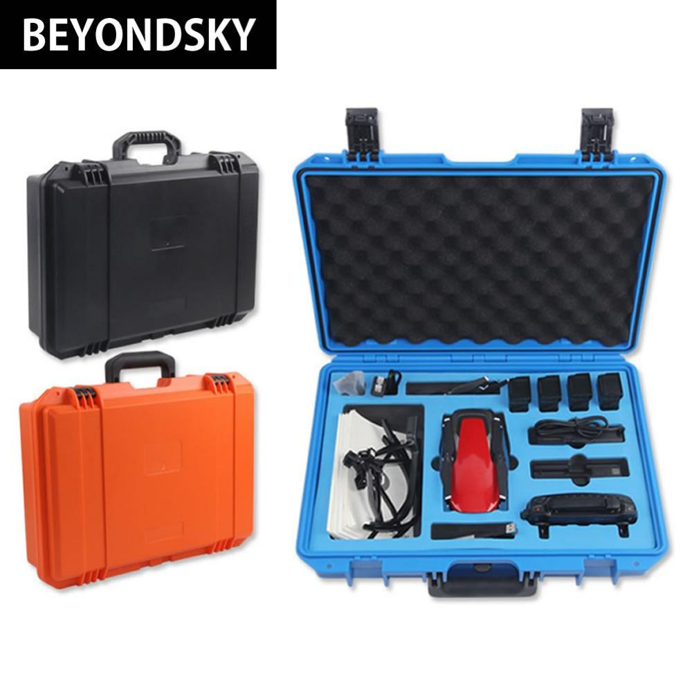 Accessories & Parts Drone Bags New Hard Shell Suitcase For Dji Mavic Air Waterproof A Full Set Of Accessories Body Remote Control Storage Bag For Rc Quadcopter