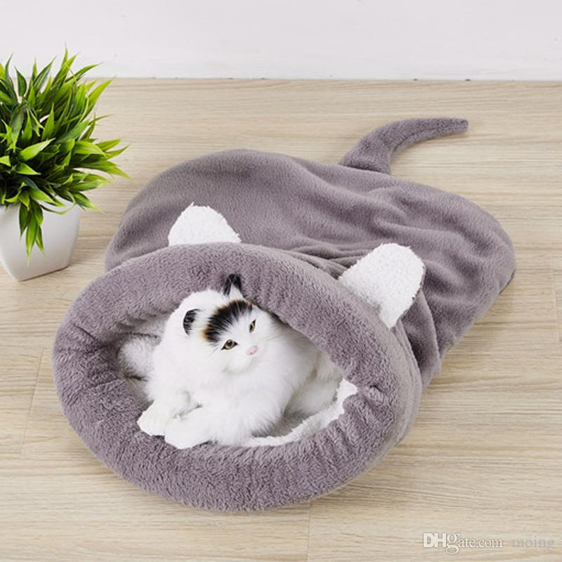9d67797a420d Moing--Dog Burrow Bag Snuggle Sack Bed Blanket Sleeping Bag Nest Home Cat  Pets Comfy Dog Bed Pet Bed Online with  12.56 Piece on Moing s Store