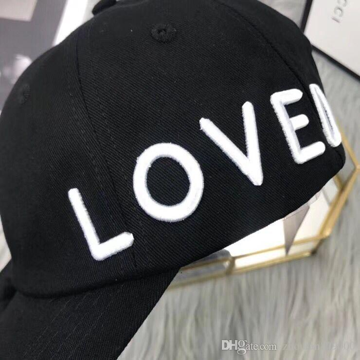 aa39360fff0 New Brand Mens Designer Hats Adjustable Baseball Caps Luxury Lady Fashion  Hat Summer Trucker Casquette Women Leisure Cap Dropshipping Hat Online with  ...