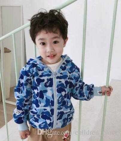 01feec57 Brand New Children Clothing Spring Autumn Long Sleeve Jacket Toddler ...