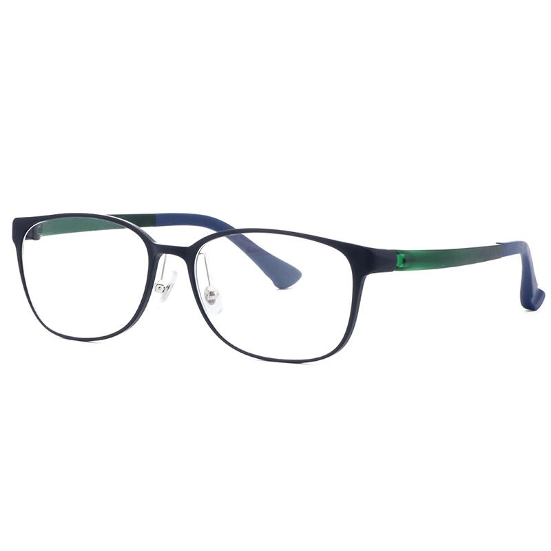 e8850943554 2019 Sunny Spot Wholesale Ultra Light Plate Tr90 Myopia Glasses Retro Glasses  Frame Full Frame With Myopia Anti Blue Light From Mantous