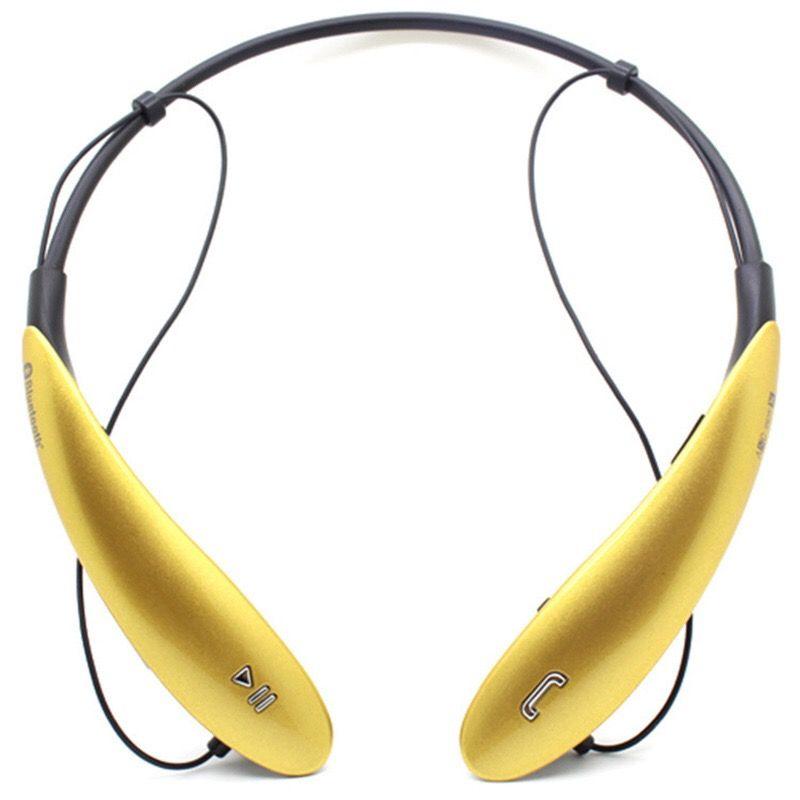Nouveaux HBS800 HBS 800 HBS 901 HBS 902 HBS902 Casques de sport sans fil Bluetooth colliers pour Samsung S5 S6 pour iPhone 6