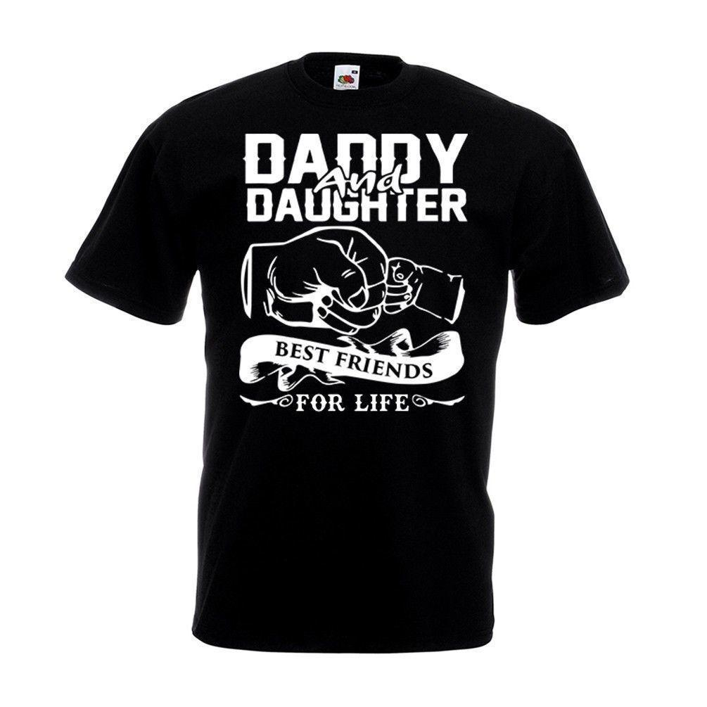 Daddy And Daughter Best Friends For Life T Shirt Fathers Day Birthday Gift Dad Latest Design Shopping Online From Yubin1 276