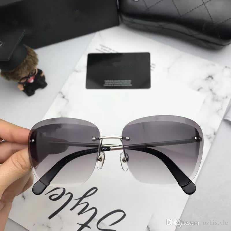 Großhandel Heißer Verkauf Chanel Ch4221 Designer Sonnenbrille Unisex ...