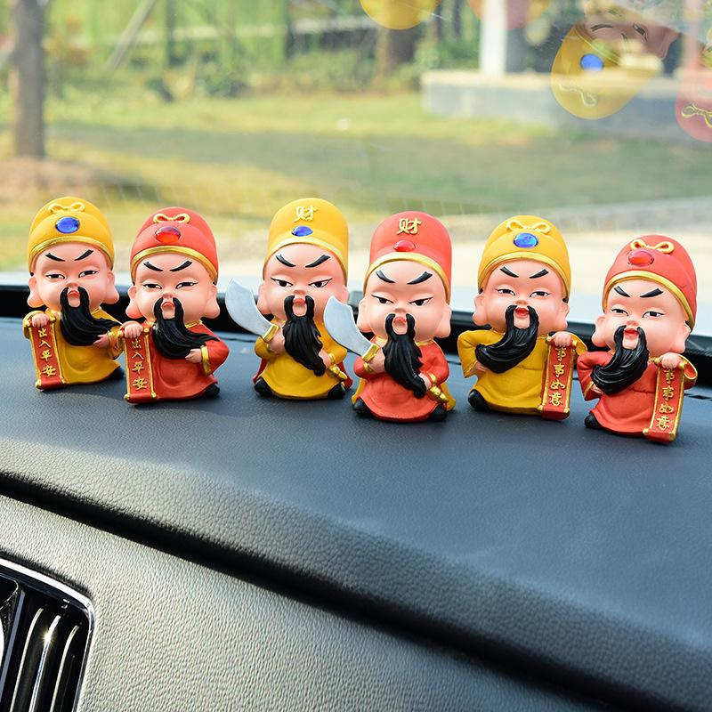 Car Decoration Accessories Resin Material Creative Auto Dashboard Beauteous Car Decoration Accessories India