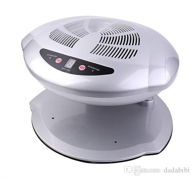 NEW ARRIVAL Hot & Cold Air Nail Dryer Manicure for Dry Nail Polish UV Polish Nail Dryer Fan