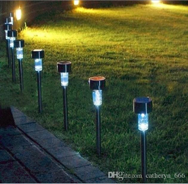 Good Sunnest Warm White Solar Garden Lights Outdoor Solar Powered Pathway Lights  Outdoor Landscape Lighting For Garden Yard Lawn Patio Walkway Sunnest Warm  White ...