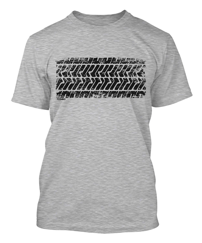 Shirt Neue Großhandel Kurzarm Casual Herren Tyre Track 2017 T wxOO6qTz