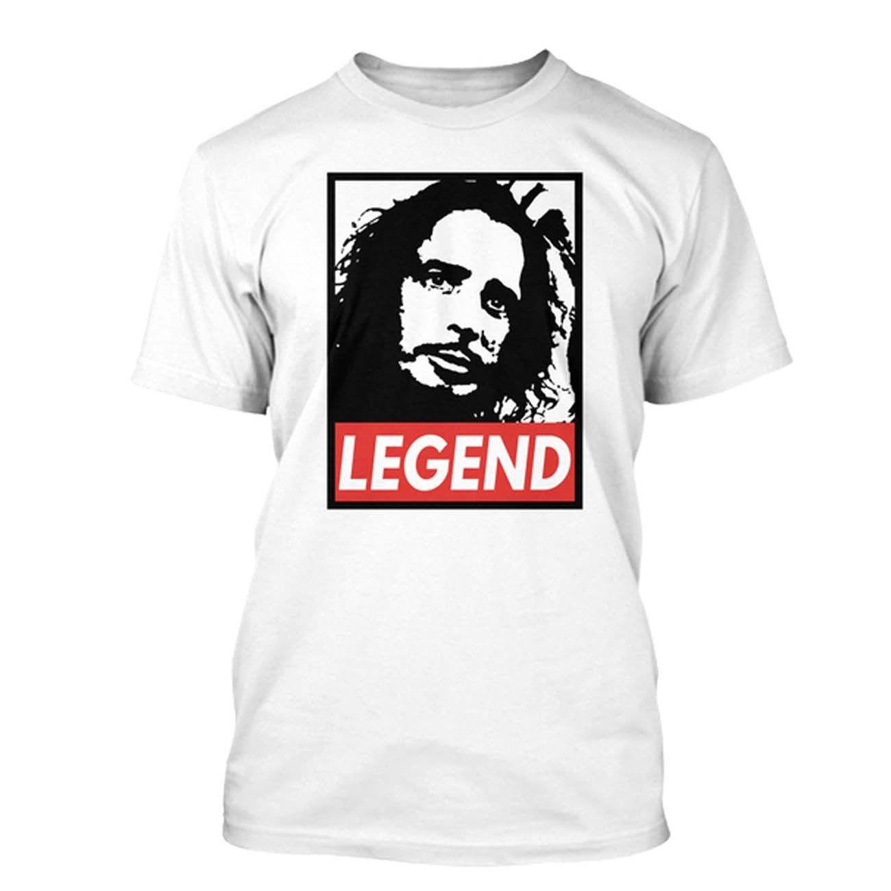 b86ec6ab82c Acheter Chris Cornell LEGEND Tee Shirt Sound Garden Audioslave Tee Shirt  Femme Taille S À XL De  11.01 Du Moonprinted