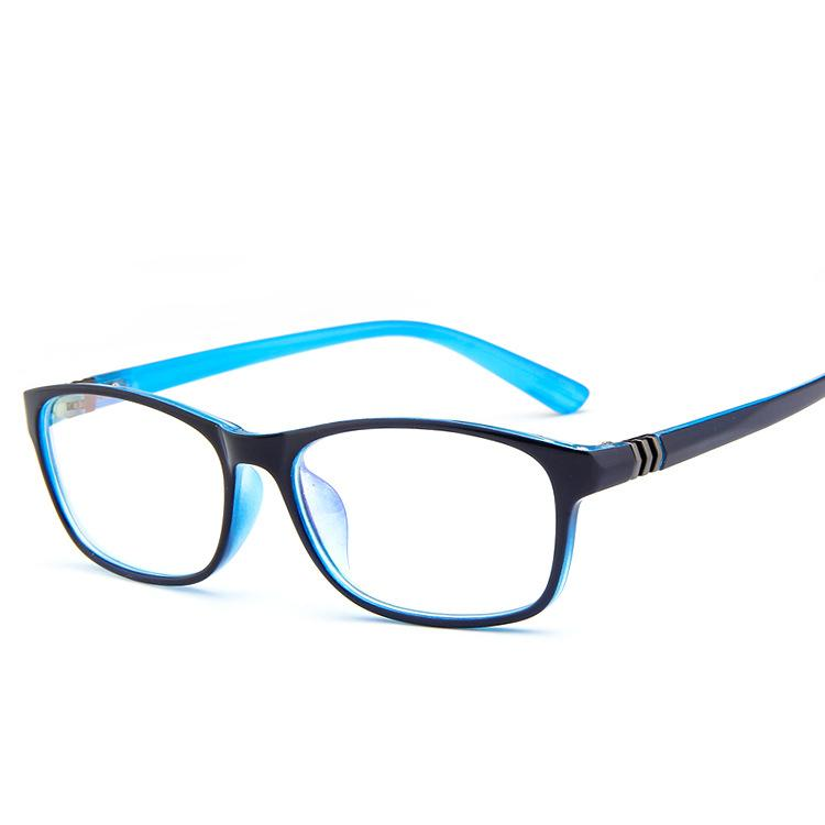 669e4d3cfcc 2019 2018 Anti Uv Blue Light Men Women Optical Frame Eyeglasses Fashion  Reading Goggles Classic Eye Glasses Computer Eyewear Oculos From Meetsue