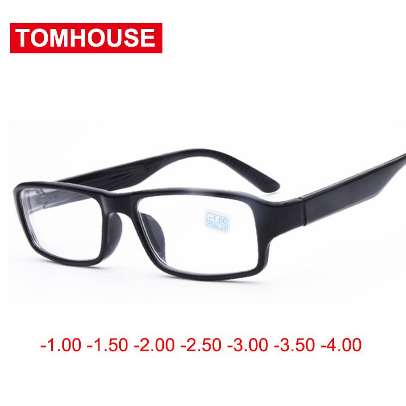 8a9d086a46c Myopia Glasses Women Men 2018 New Styles Finished Eyeglasses Frames ...