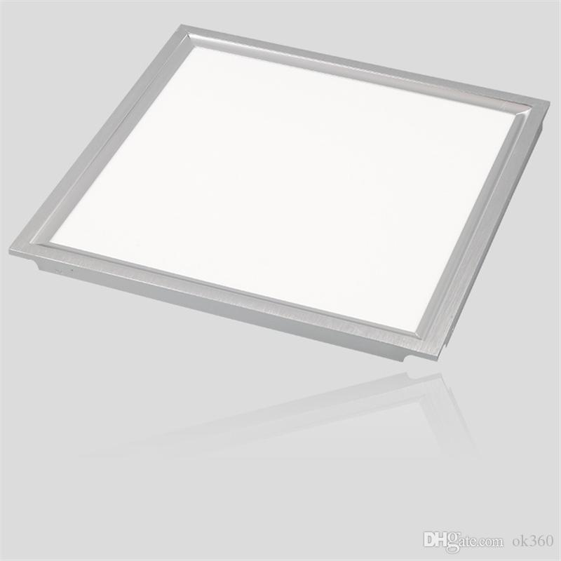 Ultra Thin Led Panel Ceiling Light 8W 12W 18W 300X300 Integrated Embedded Ceiling Wall panel Lamps For Kitchen Bathroom Office