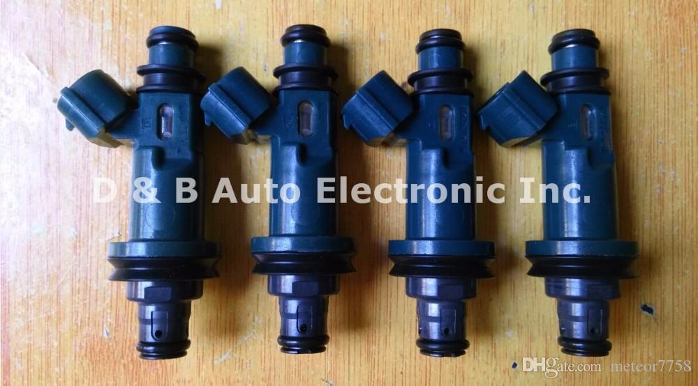 4 teile / los Original Einspritzdüsen 23250-20020 23209-20020 23250-0A010 für Toyota Camry 1 MZFE MCV36 MCV20