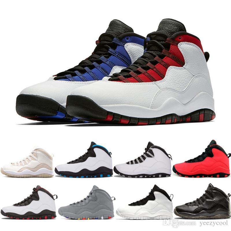 Blue De Steel Black Shoes Wiebe 10 Cool Chicago Zapatillas Powder Gray Drake Red Westbrook De Baloncesto Ovo Deporte Steve Mens Zapatillas 10s Ankle Casual wqw6BxUT