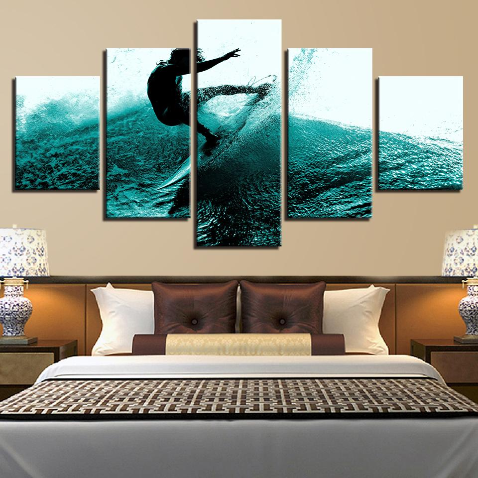 Canvas Poster Wall Art Home Decor For Living