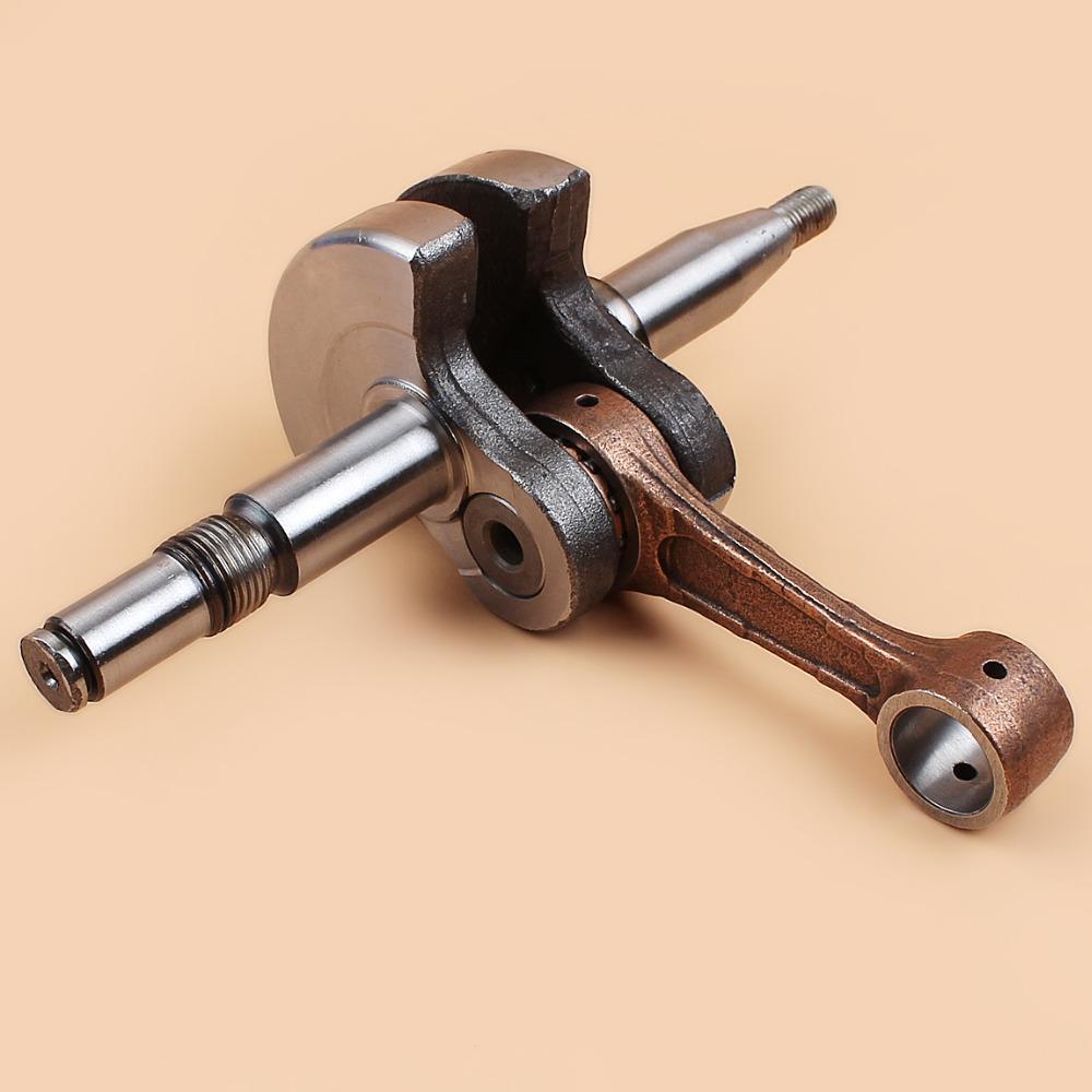 engine chainsaw Crankshaft Crank Shaft For HUSQVARNA 365 371 372 372XP 362  JONSERED 2063 2065 2071 2166 2171 Chainsaw Engine Parts